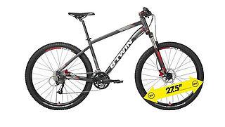 Pas op: frame Decathlon-mountainbike kan breken