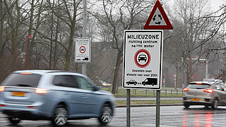 Plannen milieuzones Maastricht en Arnhem doorgezet
