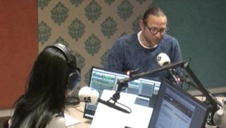 Radio-uitzending 06-05-2017