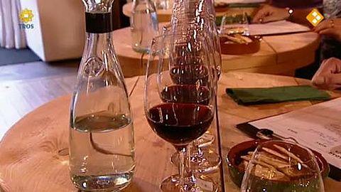 Test: Rode wijn
