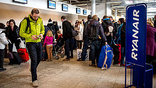 'Ruim duizend gedupeerden dienen claim in tegen Ryanair'
