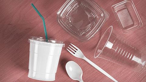 Verbod op wegwerpplastic in stroomversnelling