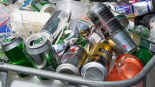80% voor statiegeld op halve-literflesjes en blikjes