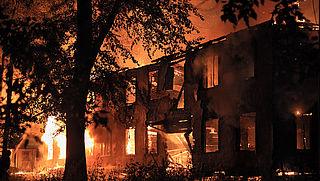 Woningbrand met fatale afloop ontstaat meestal door roken of koken