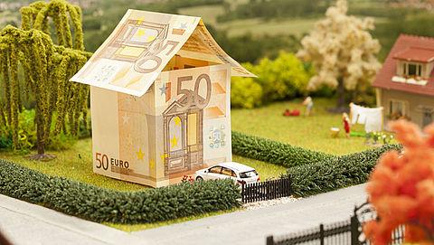 Betalingsproblemen met hypotheken nemen af}