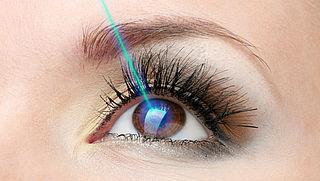 Heb jij je ogen laten laseren?