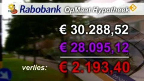 OpMaat Hypotheek Rabobank: twee jaar later}
