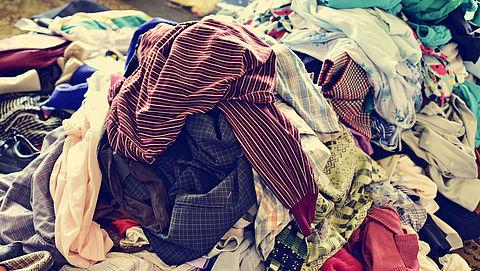 Dit is waarom je recyclebare kleding tijdelijk niet moet inleveren
