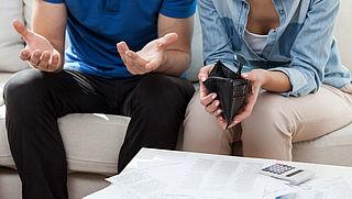 Meer schulden, maar minder mensen in schuldsanering