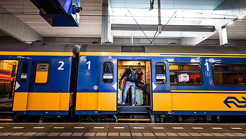 Aantal meldingen over bedelaars in trein neemt toe}