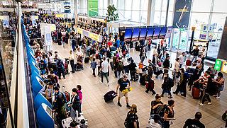 Nederlander steeds vaker op vakantie naar buitenland