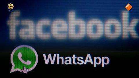 Gevolgen overname WhatsApp door Facebook