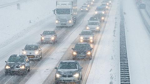 Zo kom je veilig op je bestemming bij sneeuw of ander winters weer}