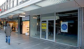 Nog steeds toenemende winkelleegstand in kleine steden