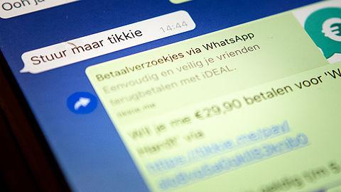 Online winkelen ook mogelijk met betaalapp Tikkie