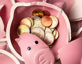 Consument moet minder lenen en minder sparen