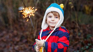 Oogfonds waarschuwt voor oogletsel door vuurwerk