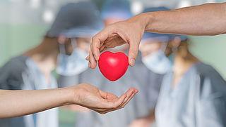 Half miljoen Nederlanders vult keuze in na nieuwe donorwet
