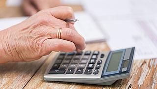 'Geen akkoord meer als pensioenen worden verlaagd'