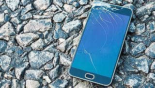 Mag een defecte mobiel worden vervangen door een tweedehands exemplaar?