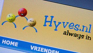 Negen miljoen Hyves-profielen staan nog online