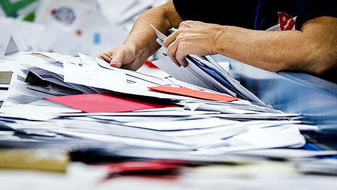 PostNL bezorgde vorig jaar 95 procent van de post op tijd