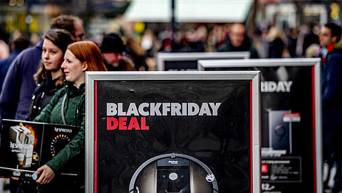'Winkel sjoemelt met Black Friday-aanbiedingen'