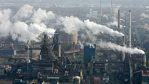 CO2-uitstoot gedaald met 2,5% in Europese Unie