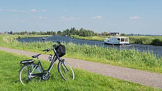 Elektrische fiets bezig aan opmars