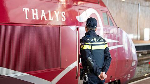 Identiteitscontrole bij Thalys en Eurostar}