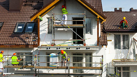 'Constructie van sociale huurwoningen steeds lastiger'}
