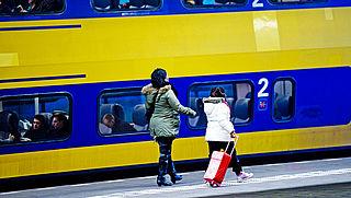 NS wil hotelboeking combineren met treinkaartje