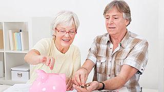 Ouderen optimistisch over financiële situatie