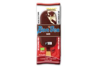 Waarschuwing voor ijsje van Bonvita