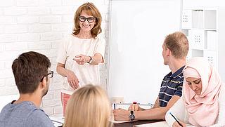 Meerderheid van werknemers volgt werkgerelateerde cursussen
