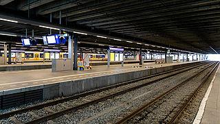 'Meer kans op problemen op het spoor door hitte'