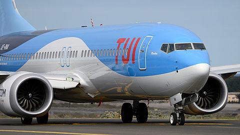 TUI vliegt voorlopig ook niet met Boeing 737 MAX