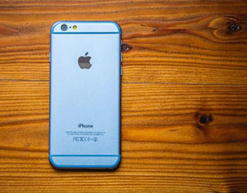 De schaduwzijde van de iPhone}