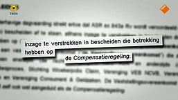 Woekerpolis: compensatie verzekeraars klopt niet