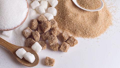 Voedingsmiddelen bevatten nog steeds te veel suiker}