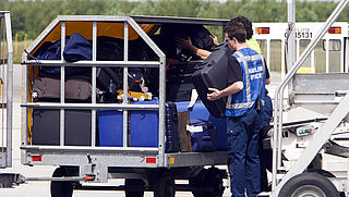 Wie is aansprakelijk bij diefstal uit koffer?
