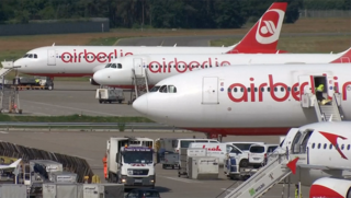 Duizenden euro's kwijt door faillissement Air Berlin