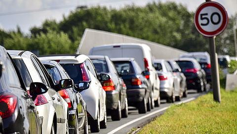 ANWB: Grote stijging aantal opstoppingen op de weg