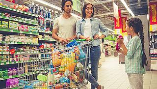 A-merken tonen nog steeds kinderreclame op producten