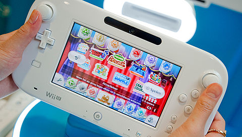Nintendo stopt met ontwikkelen games Wii U}
