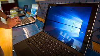 'Verzamelen privégegevens Windows 10-gebruikers is in strijd met de wet'