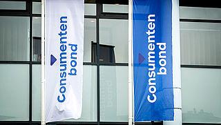 Naam Consumentenbond misbruikt door verkopers