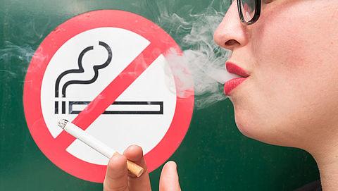 Handhaving rookruimte-verbod vanaf 1 april