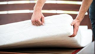 Waarschuwing: gifstof aangetroffen in matrassen