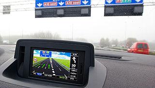Let op: mogelijk problemen met navigatie-apparaten vanaf 7 april